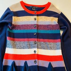 Marc by Marc Jacobs Multicolor Striped Sweater